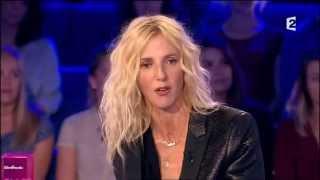 Sandrine Kiberlain & Jeanne Herry - On n'est pas couché 20 septembre 2014 #ONPC