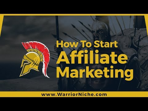 How To Start Affiliate Marketing RIGHT NOW With WarriorNiche (Bangla Tutorial)