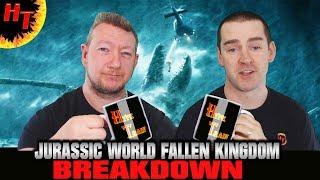 Jurassic World Fallen Kingdom Trailer BREAKDOWN ft Chris Pratt Bryce Dallas Howard (2018 HD)