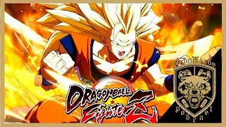 E3 2018 | Dragon Ball FighterZ competitive gameplay (Nintendo Switch) ft Lord Cognito play by play;)