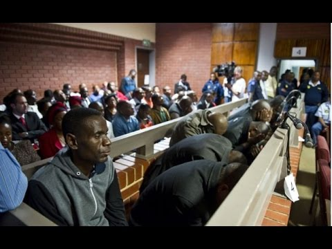 South African police jailed for murder of taxi driver Mido Macia