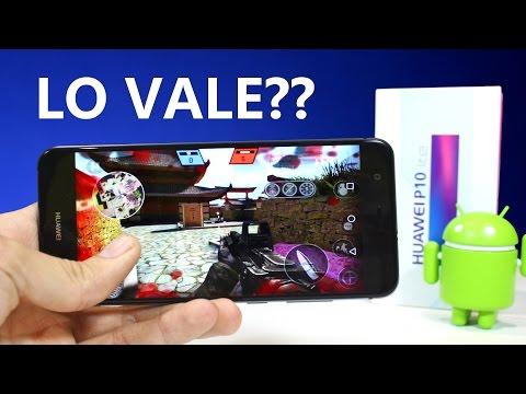 Huawei P10 Lite, review en español - MERECE LA PENA?