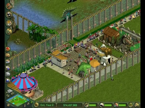Zoo Tycoon: Complete Collection | The Dinosaur Zoo