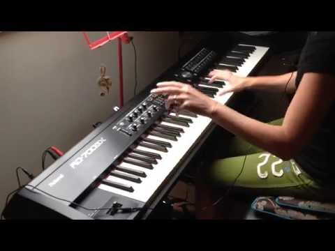 MUSE - The Handler - Drones - Piano Cover