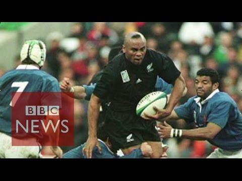 Jonah Lomu: New Zealand rugby union star dies aged 40 - BBC News