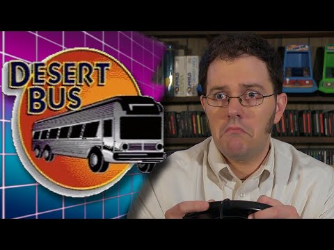 Desert Bus - Angry Video Game Nerd - Episode 119
