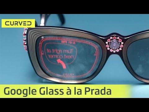 CURVED/labs: Google Glass à la Prada
