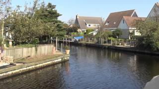 Boottocht over de Engelenvaart en Heeresloot bij Heerenveen