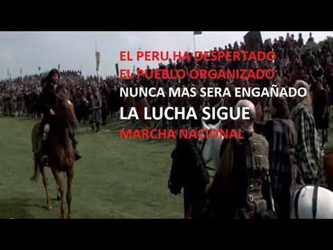 HD Marcha contra la TV Basura William Wallace