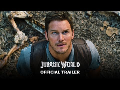Jurassic World – Official Trailer (HD)