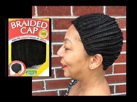 Cornrow Cap Shake- N- Go Show and Tell