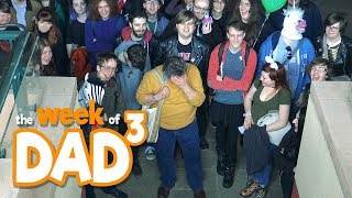The Week of Dad³ - Meeting Fans and Matt! - 9th April 2018