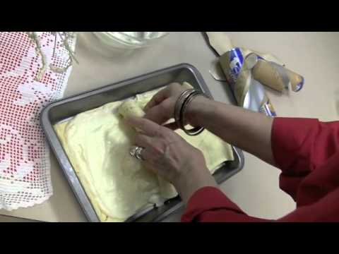 Bank Kitchen Recipe: Stuffed Cheesecake