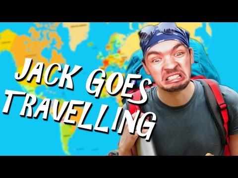 JACK GOES TRAVELLING!