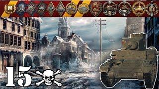 World of Tanks / M2 Light Tank .. 15 Kills