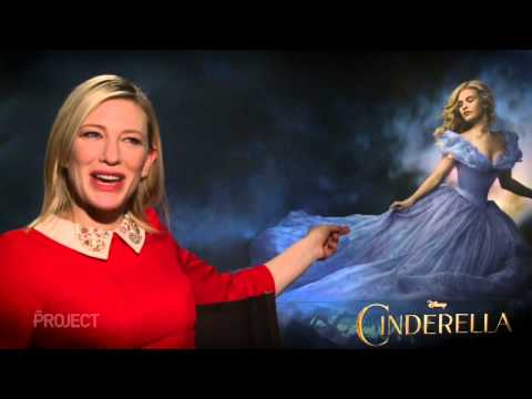 Cate Blanchett on The Project