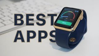 BEST APPS FOR APPLE WATCH (January 2018)