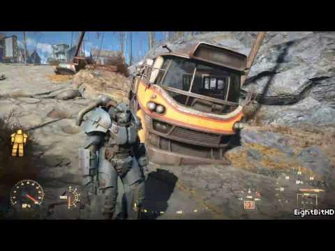 Fallout mods: weirdest of the wasteland (now featuring: batman