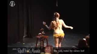 Chicago Burlesque - Red Hot Annie