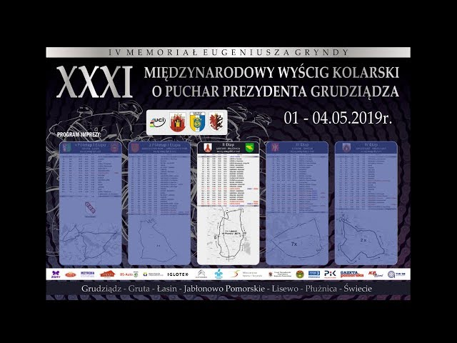 Stage 2: Lisewo - Płużnica / La Coupe du President de la Ville de Grudziądz 2019 [02.05.2019] thumbnail