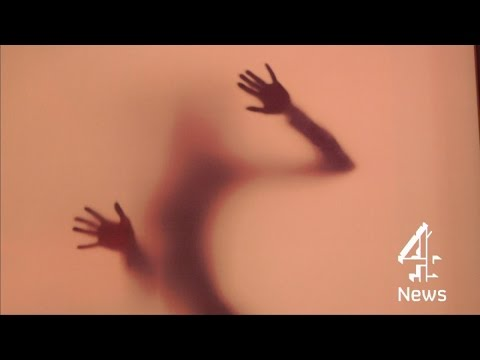 My Meeting With A Romanian Sex Trafficker | Channel 4 News video