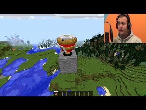 Minecraft trik sa kokoskama!!! [Srpski Gameplay] ☆ SerbianGamesBL ☆