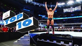 Top 10 WWE SmackDown moments - January 29, 2015