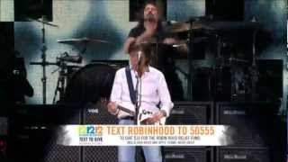 Paul McCartney e Nirvana - Cut me some slack - 12.12.12 The Concert for Sandy Relief