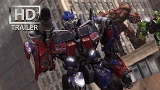 Transformers: Dark of the Moon (2011) - Official Trailer