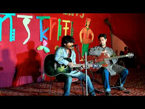 Guitar Instrumental and then my medley...SAJNI AND WOH LAMHE...
