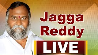 T-Congress Leader Jagga Reddy address Public Meet LIVE | Sangareddy | ABN LIVE
