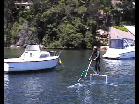 Aquasea Water Skipper Educational Video