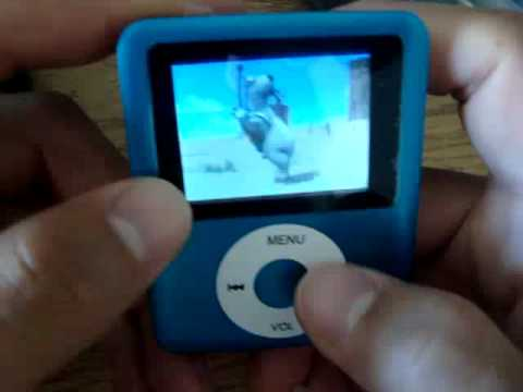 Qilive mp3 video player 4 go q1571