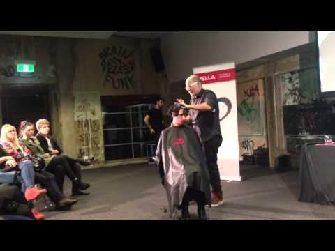 Verve Hair TV Emiliano Vitale Australian Hairdresser of the year