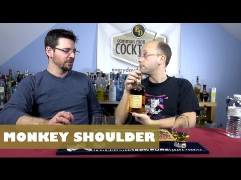 Monkey Shoulder Blended Malt Scotch Whisky Review How To