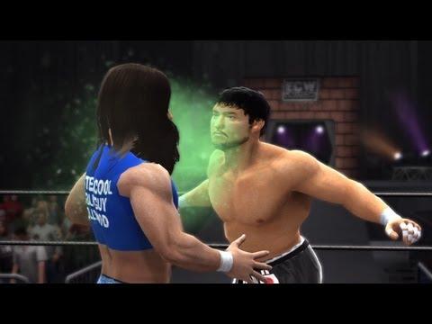 WWE '13 Community Showcase: ECW On TNN Arena (PlayStation 3)