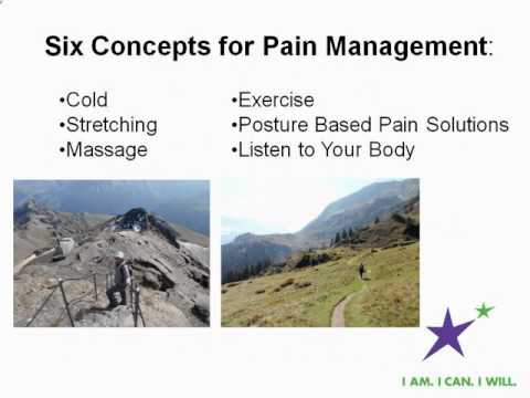 Pain Management for MS - Can Do MS - March 13, 2012