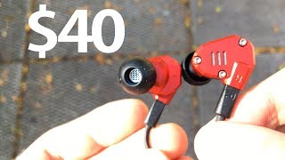 Review - KZ zs6 - Comparison with Zs5