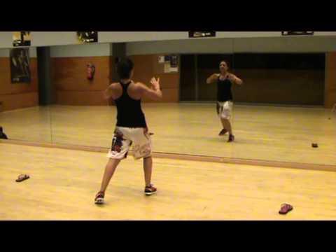 Coreografia Bodycombat - Gala Benèfica 2013 video