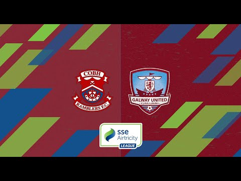 First Division GW5: Cobh Ramblers 2-2 Galway United