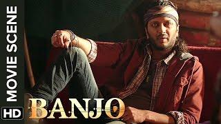 Nargis introduces Banjo to 50 cent | Banjo | Movie Scene