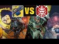 Destiny 2: Thunderlord vs EVERY RAID BOSS!
