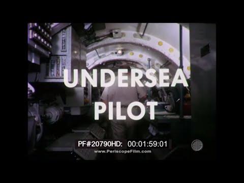 Aluminaut Undersea Explorer - Deep Sea Exploration Submarine, NR-1 20790 HD