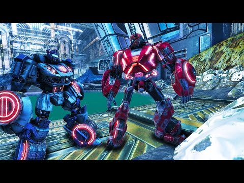 Transformers: Fall Of Cybertron - Chapter 4: Eye Of The Storm (cliffjumper) video