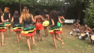 AFRICA DANCE HAHU DANCE CREW