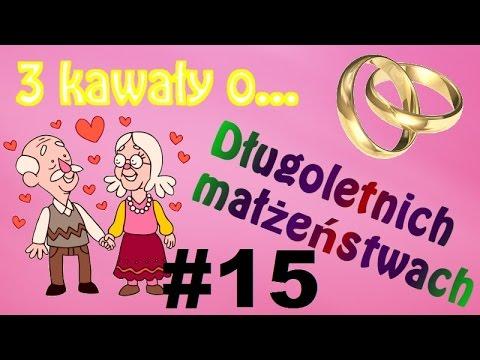 3 Kawały O... MĘŻU I ŻONIE - DŁUGOLETNICH MAŁŻEŃSTWACH #15 - Marcin Sznapka