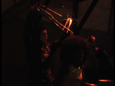Edward Scissorhands Halloween 2008
