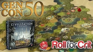 Civilzation: A New Dawn Impressions | Gen Con 50