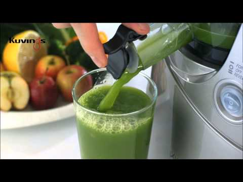 KWSJ B6000 (NS-621) Kuvings Whole Slow Juicer