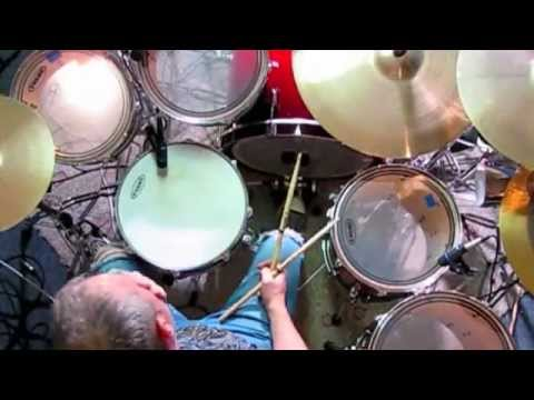 Hot For Teacher - Van Halen - Drum Cover By Domenic Nardone video